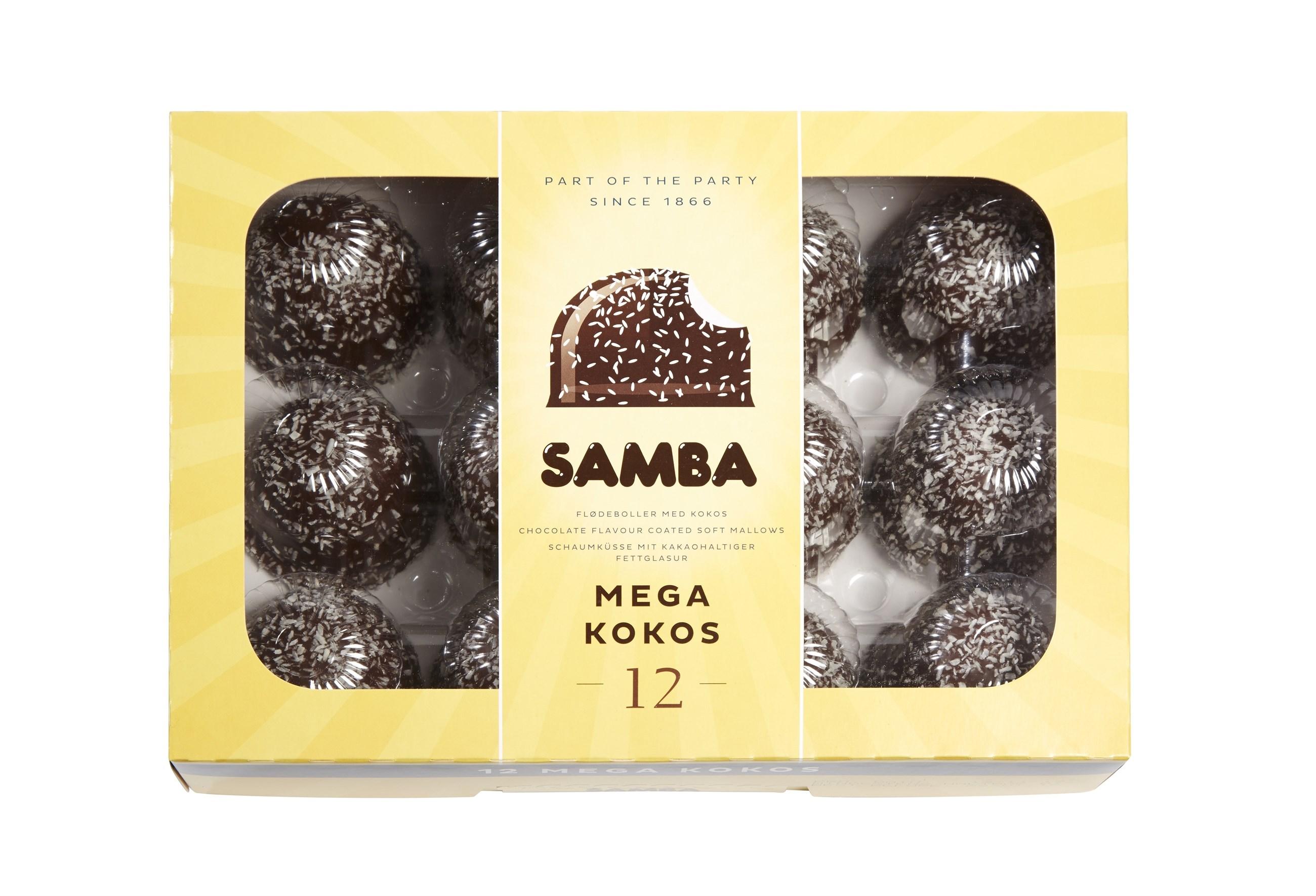 Samba Flødeboller Is Og Istilbehør I Skanderborg Samba Kisses